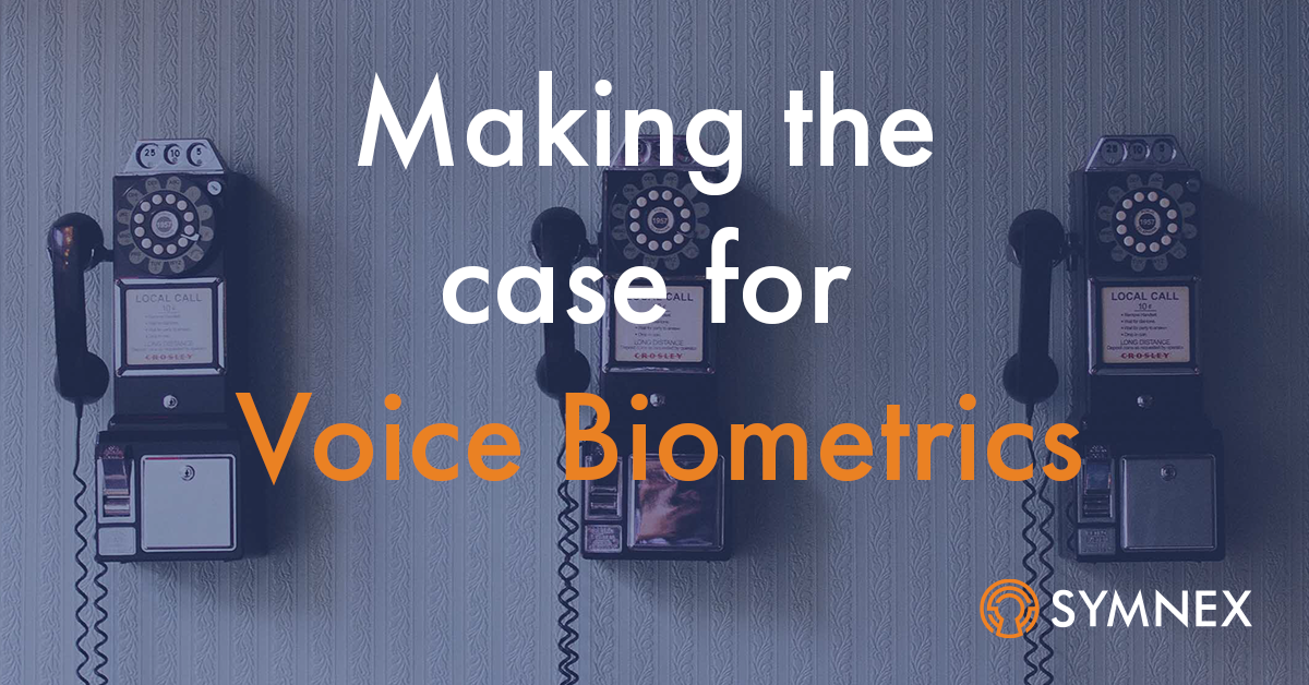 "Featured image for ""Making the Business Case for Voice Biometrics in the Contact Centre"""